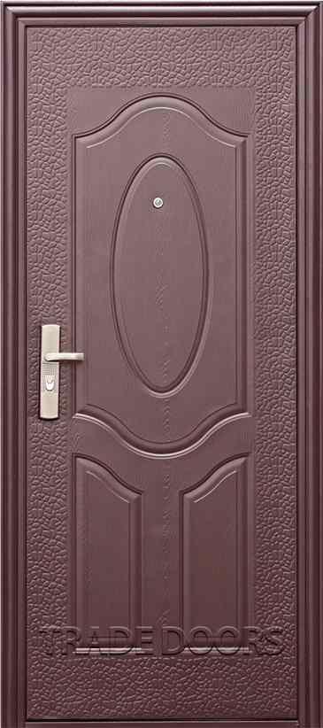 Дверь Е7740М дуб темный